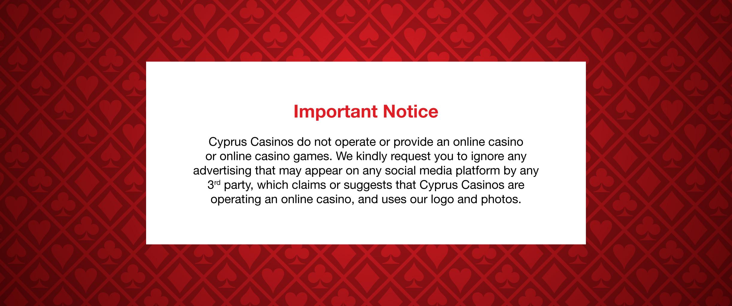 Cyprus Casinos| World-class casino gaming